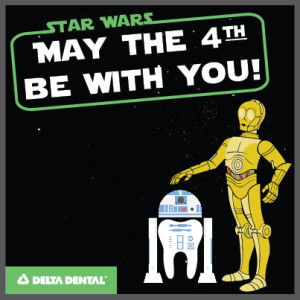 May 4th is officially