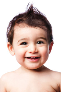 The American Academy of Pediatric Dentistry recommends that children should go to the dentist within six months of getting their first tooth – and no later than their first birthday.