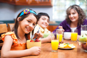 Pack a healthy lunch for your kids - their bodies and teeth will benefit.