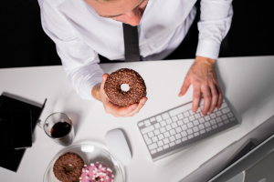 Office Cake Culture, Who's to Blame?