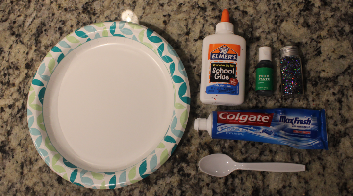 How to make diy toothpaste slime no borax needed delta dental your materials ccuart Image collections