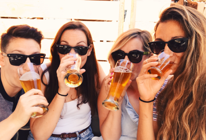 is beer bad for your teeth